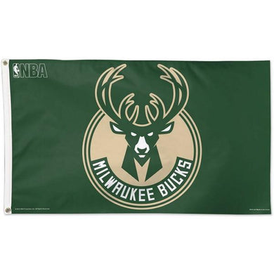 Milwaukee Bucks flag 3ftx5ft