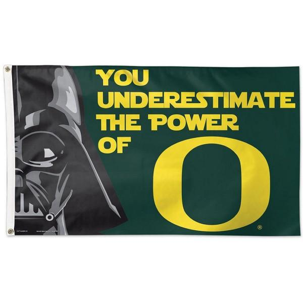 Oregon Ducks sports team Flag Digital Printing