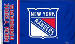 New York Rangers logo Flag 3x5 FT 150X90CM Banner 100D