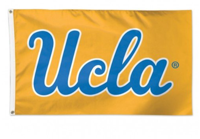 UCLA Bruins Yellow Flag 3*5ft