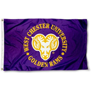 West Chester Golden Rams flag 3x5FT