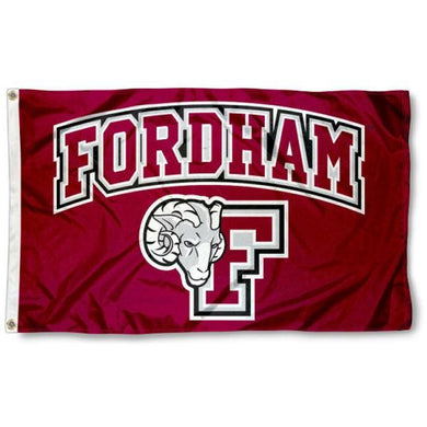 Fordham Rams Flag 3ft*5ft Basketball