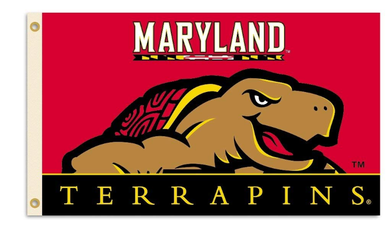 Maryland Terrapins BannerFlag 3*5ft