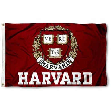 Harvard University Flags Banners 3*5ft
