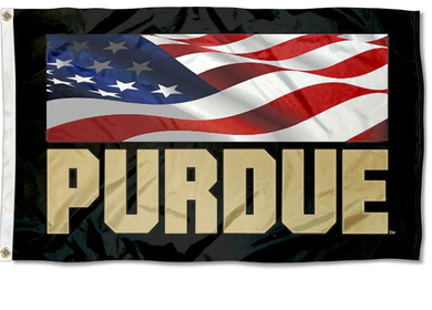 Purdue Boilermakers  USA  Banner Flag 3*5ft