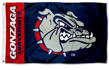 Load image into Gallery viewer, Gonzaga Bulldogs Zags University Flags Banners 3*5ft