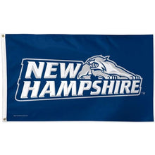 Load image into Gallery viewer, New Hampshire Wildcats Flag 3ftx5ft