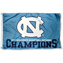 Load image into Gallery viewer, North Carolina Tar Heels Flag 3ftx5ft
