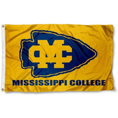 Mississippi College Choctaws flag 3x5FT