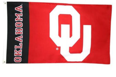 Oklahoma Sooners Banner Flags 3*5ft