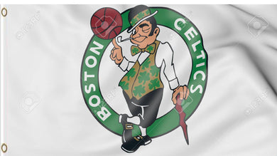 Boston Celtics Flag 3x5ft