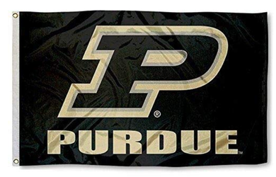 Purdue Boilermakers Purdue University Banner Flag 3*5ft