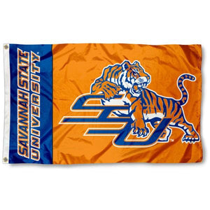 Savannah State Tigers Flag Digital Printing 3ftx5ft
