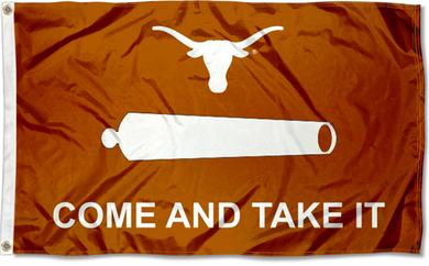 Texas Longhorns Come and Take It Flag 3x5FT