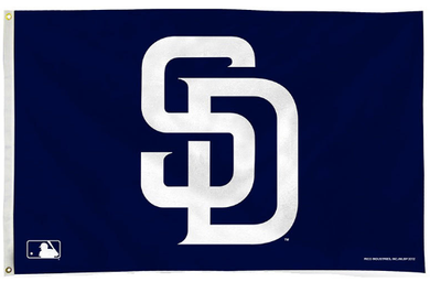 San Diego Padres Logo Banner flags 90x150cm