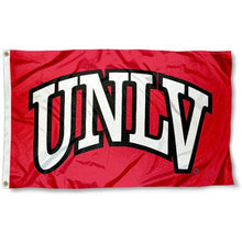 Load image into Gallery viewer, UNLV Runnin Rebels  Flag 3ftx5ft