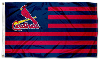 St. Louis Cardinals Nation flags 3ftx5ft