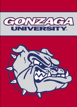 Load image into Gallery viewer, Gonzaga Bulldogs University Banner Flag 3x5ft