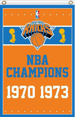 New York Knicks champions flag 90x150cm