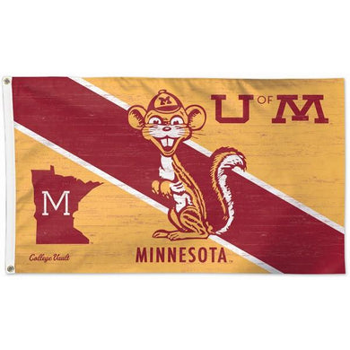 Minnesota Golden Gophers flag 3x5FT