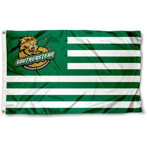 Southeastern Louisiana Lions Flag 3*5ft