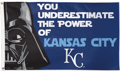 Kansas City Royals USA Star Wars Banner flags 3ftx5ft