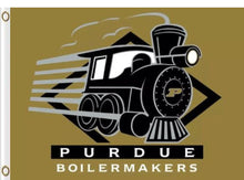 Load image into Gallery viewer, Purdue Boilermakers Digital Printing Flag 3*5ft