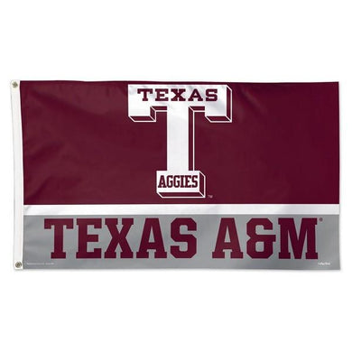 Texas A&M Aggies  Flag 3*5ft Club