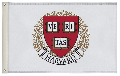 Harvard Crimson University Victory Flags Banners 3*5ft
