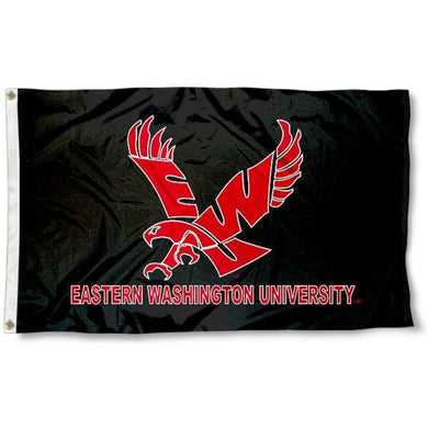 Eastern Washington Eagles Flag 3*5ft Club Basketball