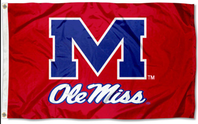 Mississippi Rebels Banner Flag 90*150 CM