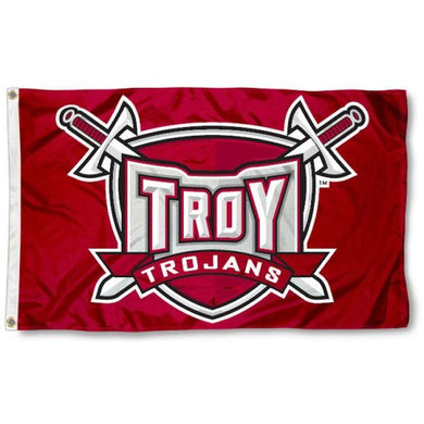 Troy Trojans sports team Flag Digital Printing