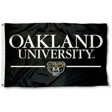 Load image into Gallery viewer, Oakland Golden Grizzlies Flag 3x5 ft