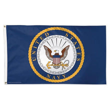 Load image into Gallery viewer, Go Navy Flag 90*150 CM