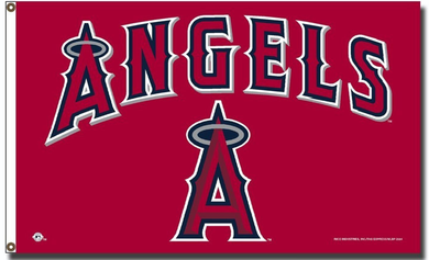 Los Angeles Angels Anaheim Rico Banner Flag 3x5ft