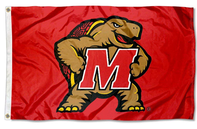 Maryland Terrapins Terps University Flag 3*5ft