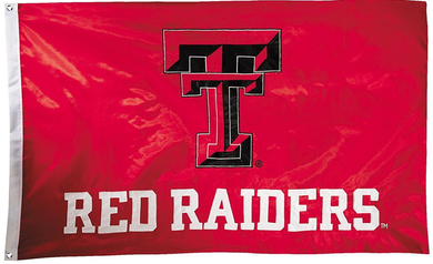 Texas Tech Red Raiders Banner University Flag 3ft*5ft