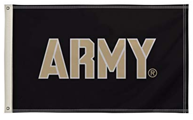 Army Black Knights Army West Point Black Banner Flag 3*5ft