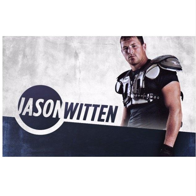 Dallas Cowboys NO. 82 Jason Witten flag 90x150cm