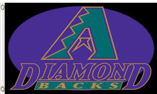 Load image into Gallery viewer, Arizona Diamondbacks Baseball Club flags 3ftx5ft