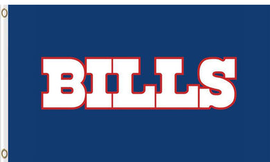 3x5ft custom flags for Buffalo Bills Sports