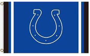 Indianapolis Colts Flags Banners 3x5FT