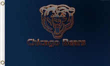 Load image into Gallery viewer, Chicago Bears National Football Team Flags 3ftx5ft