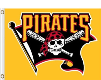 Pittsburgh Pirates flags 90x150cm