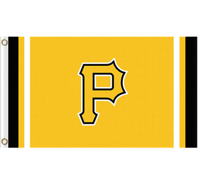 Pittsburgh Pirates custom flag 3ftx5ft