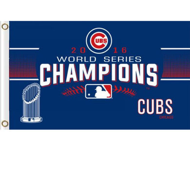 Chicago Cubs custom flags fashion design 90x150cm