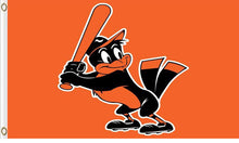 Load image into Gallery viewer, Baltimore Orioles Baseball Team Flag 3ftx5ft