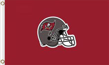 Load image into Gallery viewer, Tampa Bay Buccaneers Team Flags 3ftx5ft