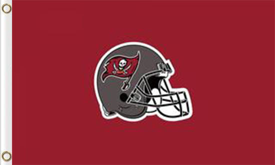 Tampa Bay Buccaneers Team Flags 3ftx5ft