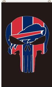 Buffalo Bills Digital Printing Flag 3ftx5ft